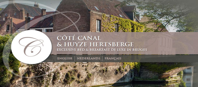 B&B Cote Canal-Bruges