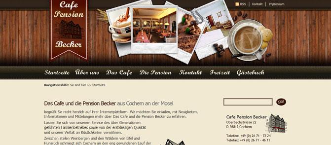 Cafe Pension Becker