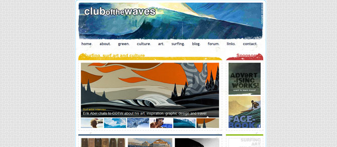 Club of the Waves