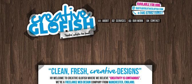 Creative Glofish