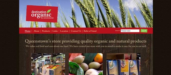Destination Organic