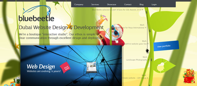 Dubai Web Design