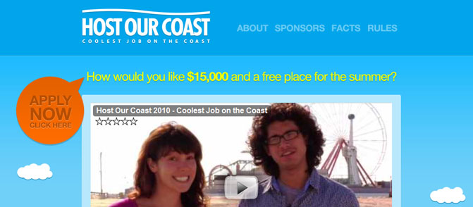 Host Our Coast