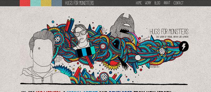 Hugs for Monsters