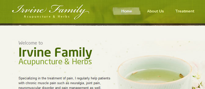 Irvine Family Acupuncture and Herbs
