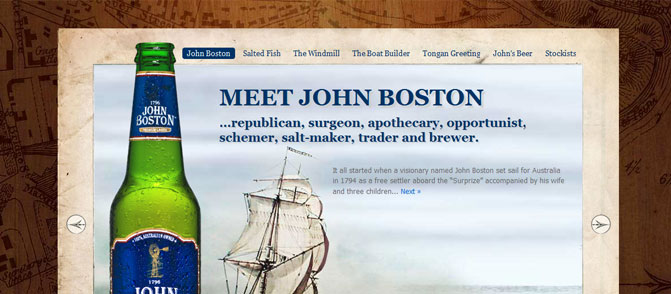 Meet John Boston
