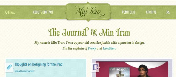 Min Trans Journal