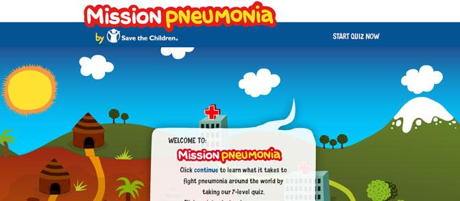 Mission Pneumonia