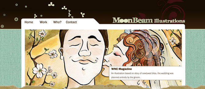 Moonbeam Illustrations