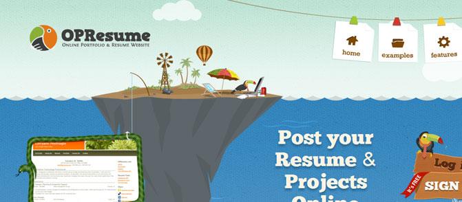 OP Resume