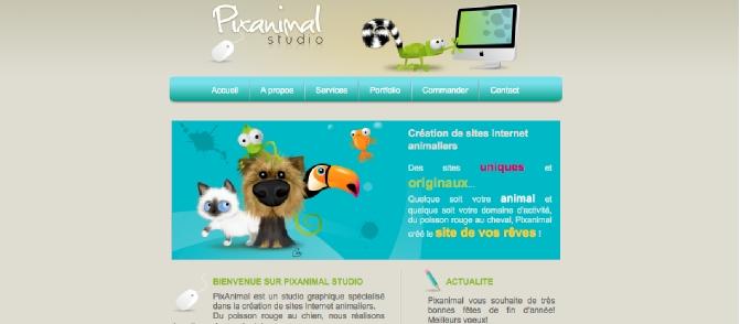 Pixanimal Studio