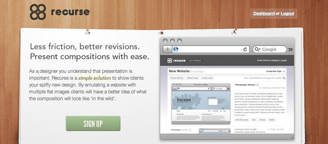 Recurse App