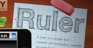Ruler for iPhone