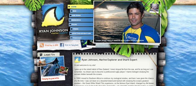 Ryan Johnson – Marine Explorer