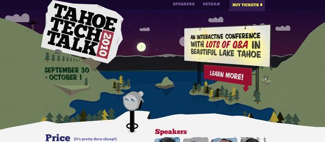Tahoe Tech Talk 2010